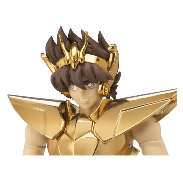 (Os Cavaleiros do Zodíaco) Saint Seiya Pegasus Seiya Saint Cloth Myth - Bandai