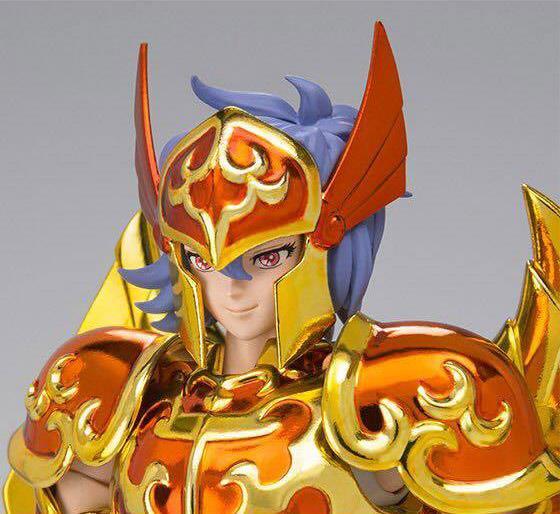 (Os Cavaleiros do Zodíaco) Saint Seiya Siren Sorrento (Sorento de Sirene) Saint Cloth Myth EX - Bandai