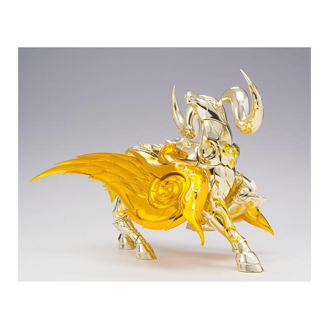Action Figure Mu de Áries (Aries Mu) God Cloth: Os Cavaleiros do Zodíaco (Saint Cloth Myth EX) Soul Of Gold - Bandai
