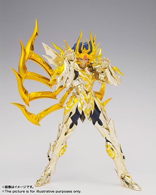 Cancer Cavaleiros do Zodíaco Saint Seiya SOG Deathmask God Cloth Myth EX - Bandai