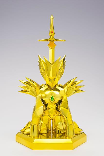 (Os Cavaleiros do Zodíaco) Saint Seiya SOG Odin Aioria Saint Cloth Myth - Bandai