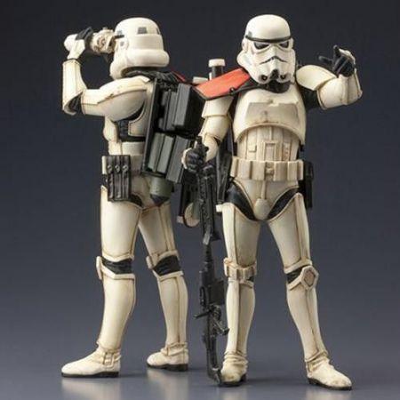 Sandtrooper ArtFX+ 2 Estátuas - Kotobukiya