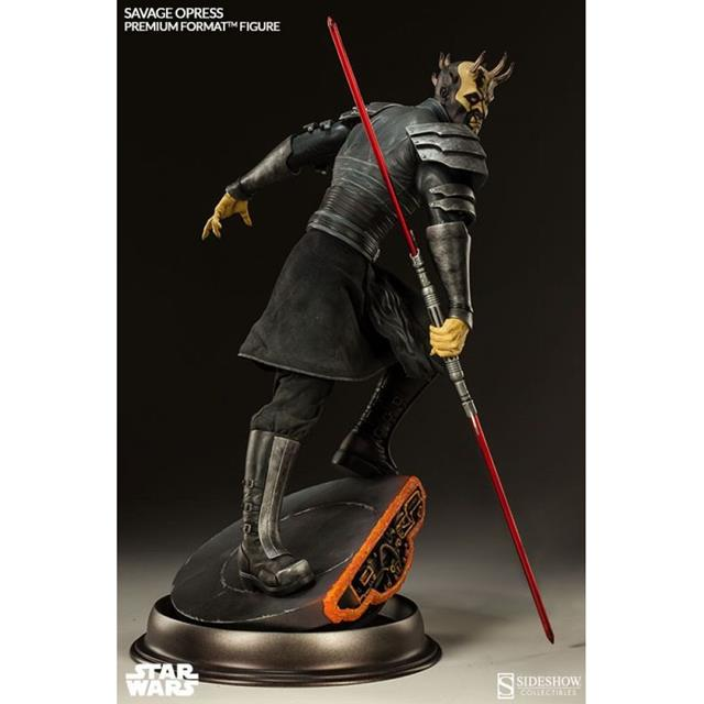 Savage Opress Star Wars Premium Format - Sideshow