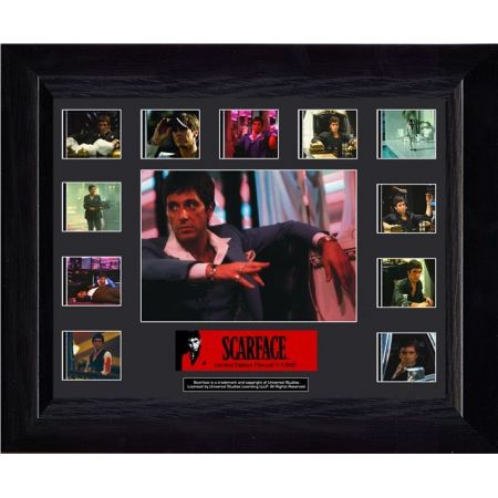 Scarface (Quadro) - Film Cell