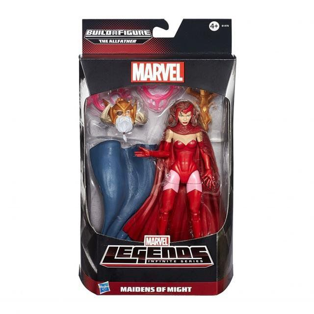 Scarlet Witch Marvel Legends Infinite Series - Hasbro