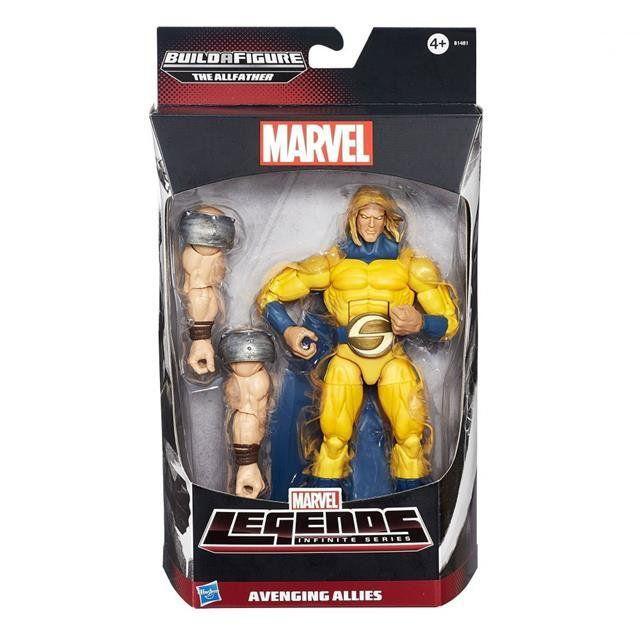 Sentry Marvel Legends Infinite Series - Hasbro