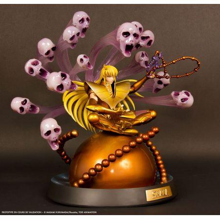 Estátua Shaka de Virgem: Os Cavaleiros do Zodíaco - Tsume
