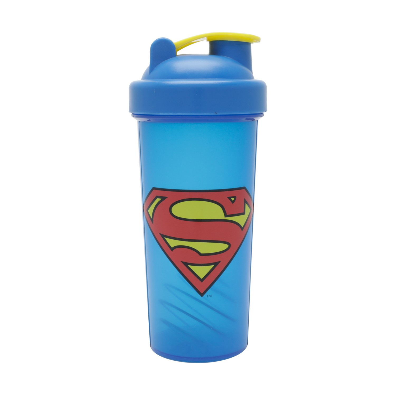 Garrafa Shake Plástico Superman: Dc Comics (700 ml) - Urban