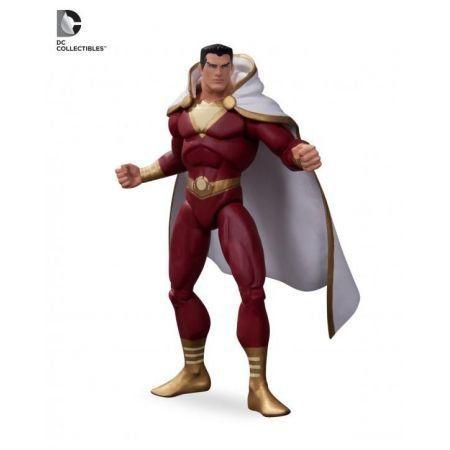 Shazam Liga da Justiça War Animated - DC Collectibles
