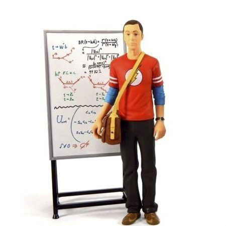 Sheldon Cooper Flash The Big Bang Theory - SD Toys
