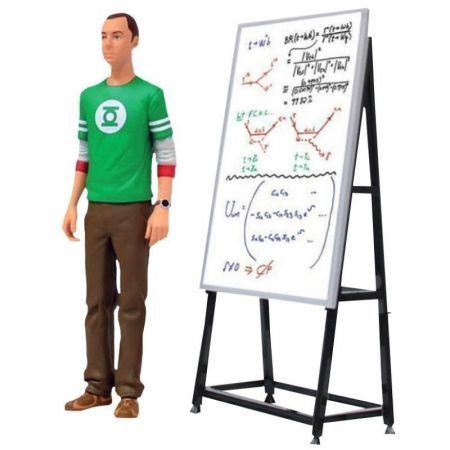 Sheldon Cooper Green Lantern The Big Bang Theory - SD Toys