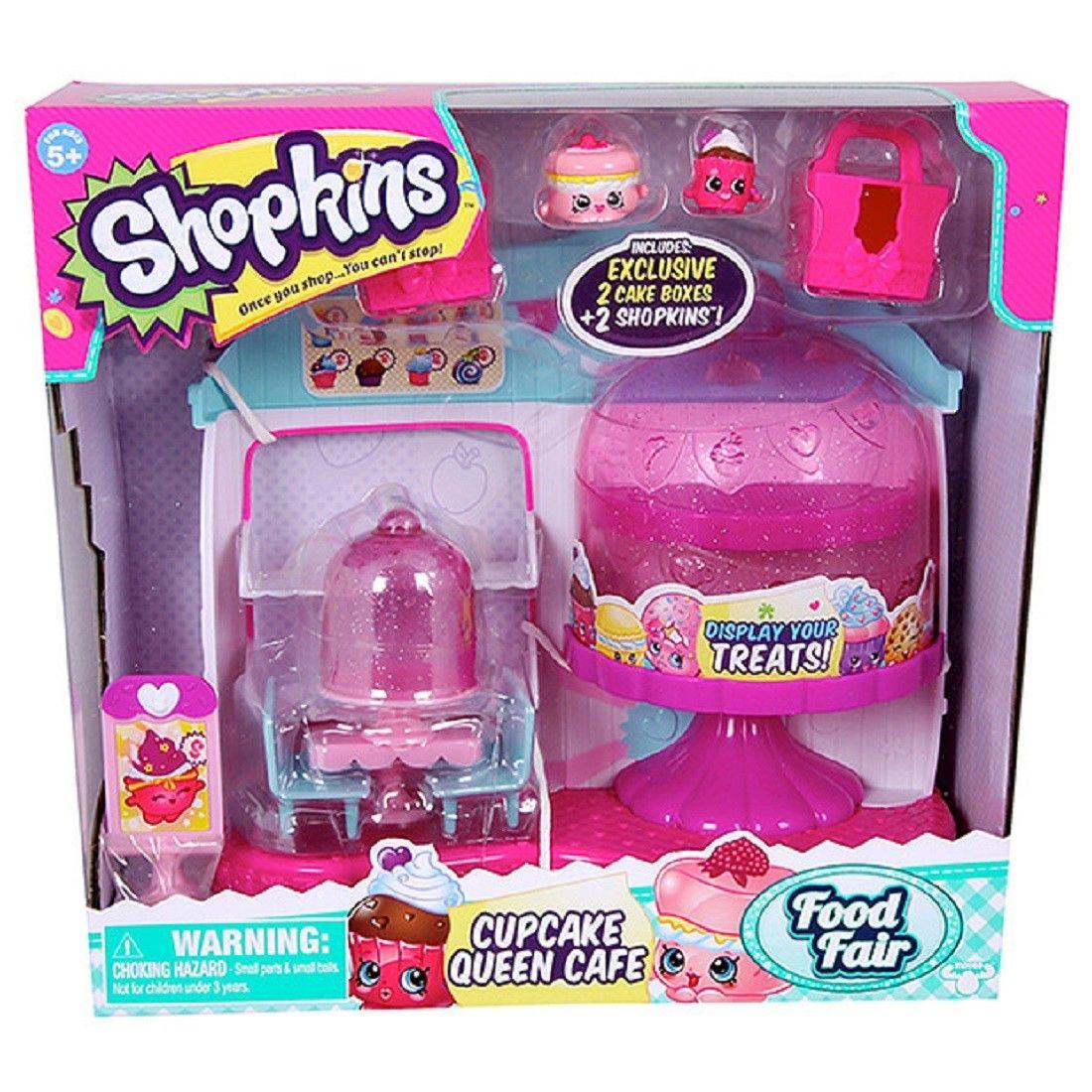 Shopkins: Café Rainha Cupcake - DTC