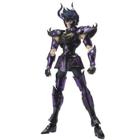 (Os Cavaleiros do Zodíaco) Shura Capricórnio Surplice Saint Cloth Myth EX - Bandai