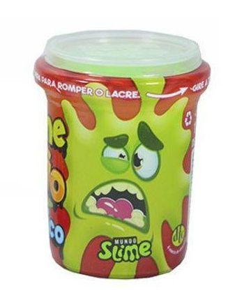 Slime Ecão Clássico: Verde - DTC