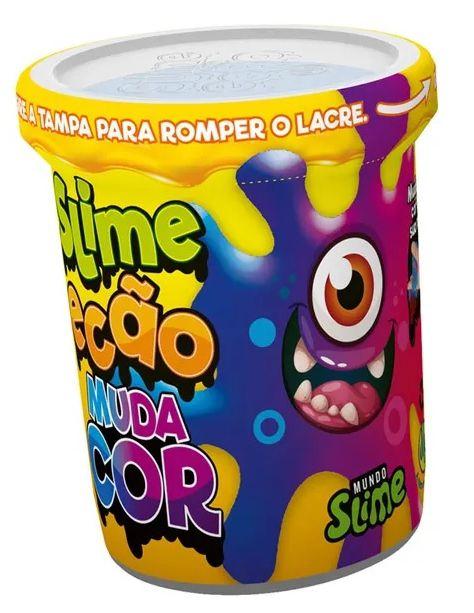 Slime Ecão (Muda de Cor): Roxo - DTC