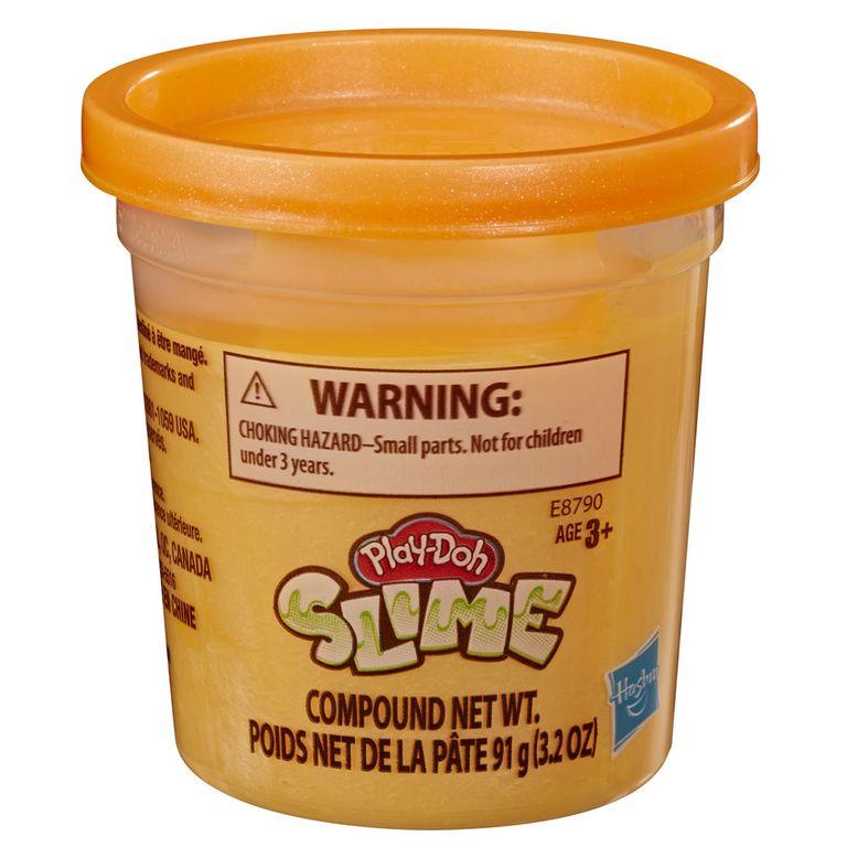 Slime Play-Doh: ''Laranja''