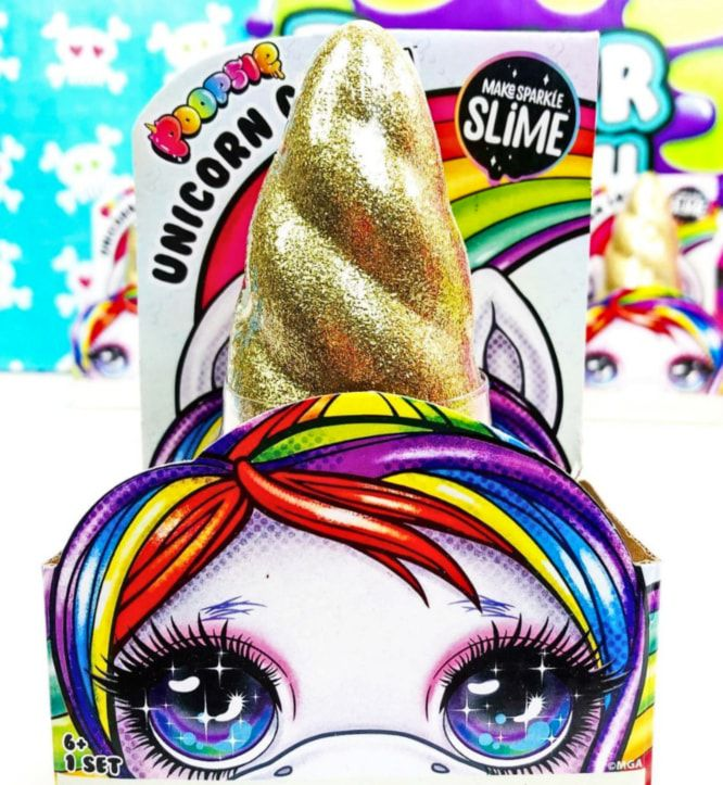Slime Poopsie Unicorn Crush (Unicórnio) - Candide