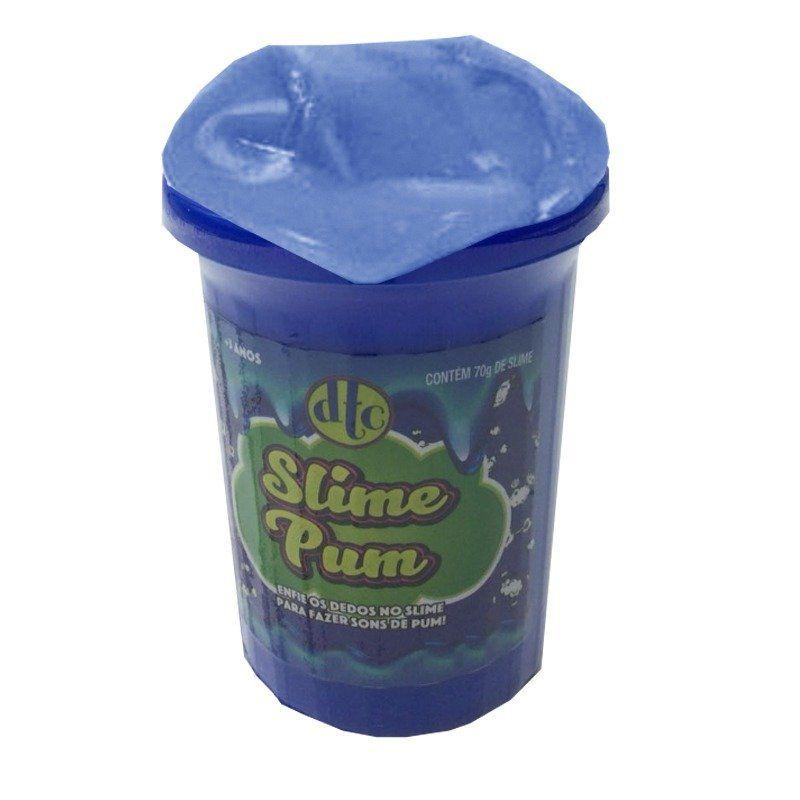Slime Pum: Azul - DTC