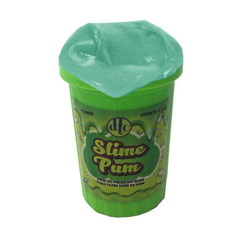 Slime Pum: Verde - DTC