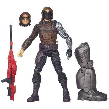 Soldado Invernal Marvel Legends - Hasbro