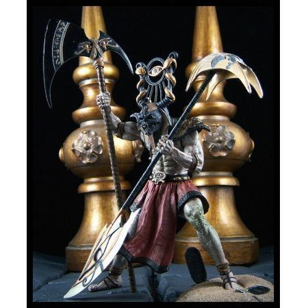 Soldier of Ra Spawn Age of Pharaohs - McFarlane Toys
