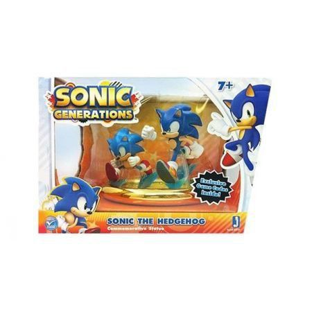 Sonic Generations The Hedgehog Commemorative - Jazwares