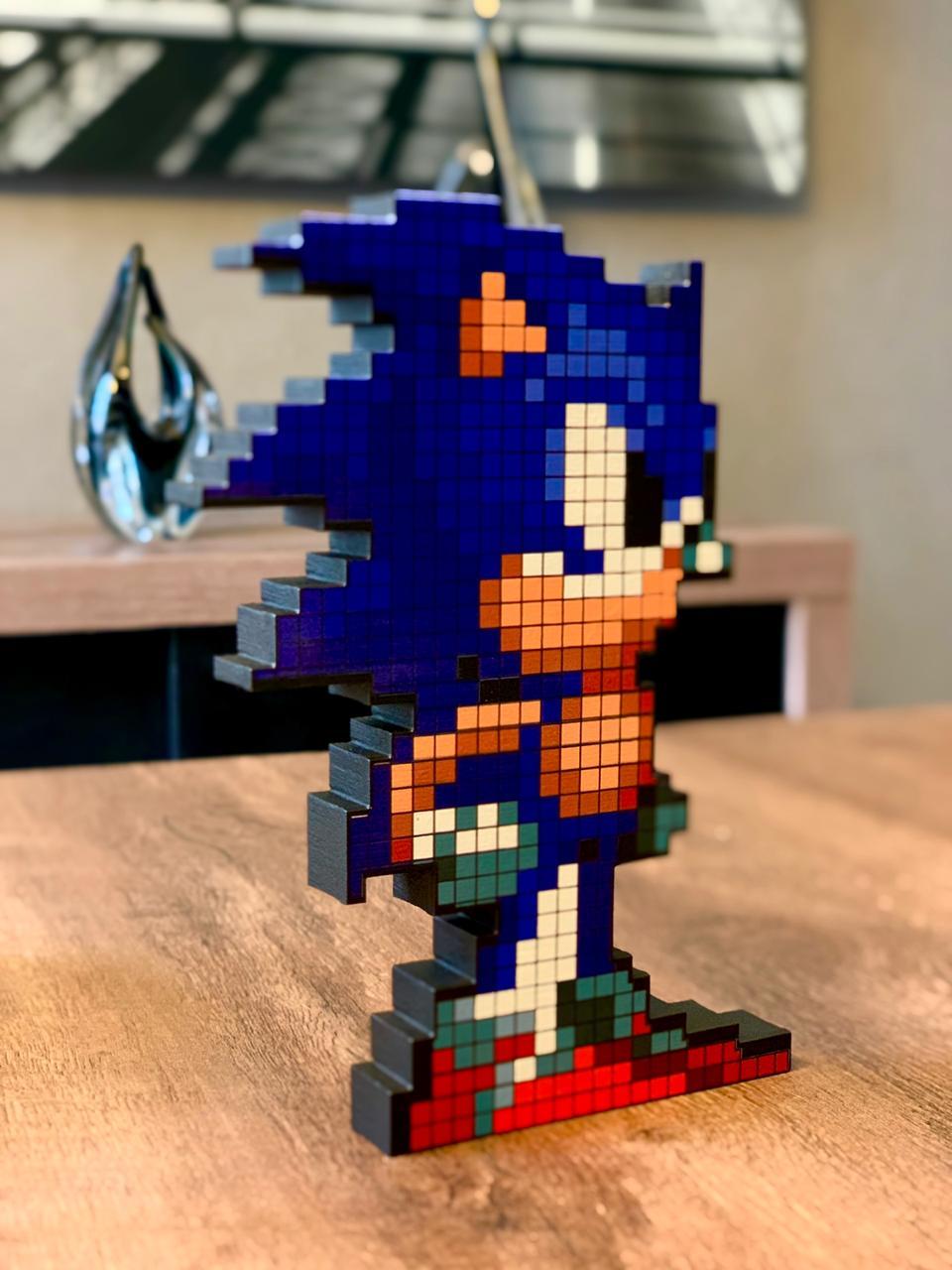 Sonic Pixel (MDF) - EV