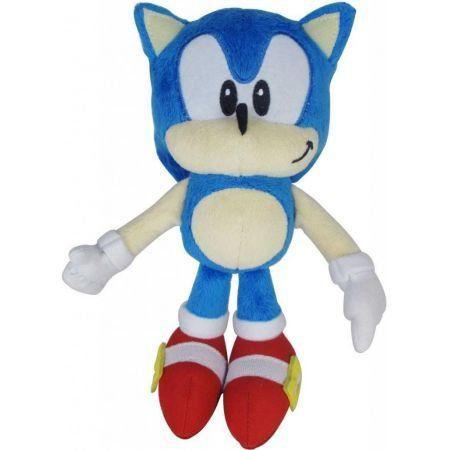 Sonic The Hedgehog Pelúcia - Jazwares