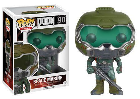 Funko Space Marine: Doom #90 - Pop Funko