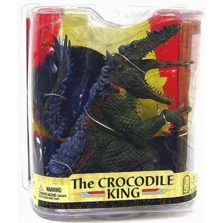Spawn The Crocodile King Age of Pharaohs - McFarlane