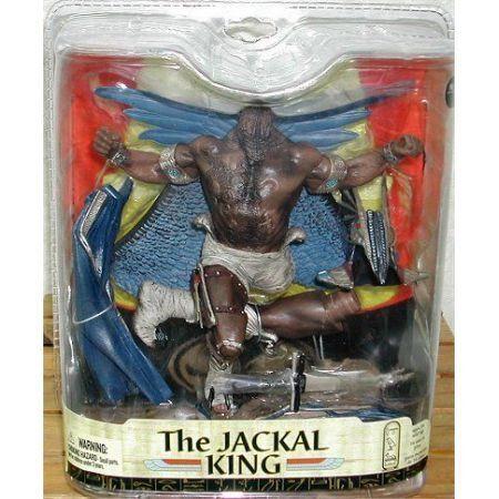 Spawn The Jackal King Age of Pharaohs - McFarlane