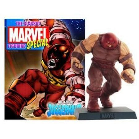 Special Edition Juggernaut Magazine & Figure - Eaglemoss