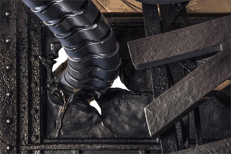 Estátua Spider Man  Mike Deodato Jr 1/4 Legacy Replica - Iron Studios