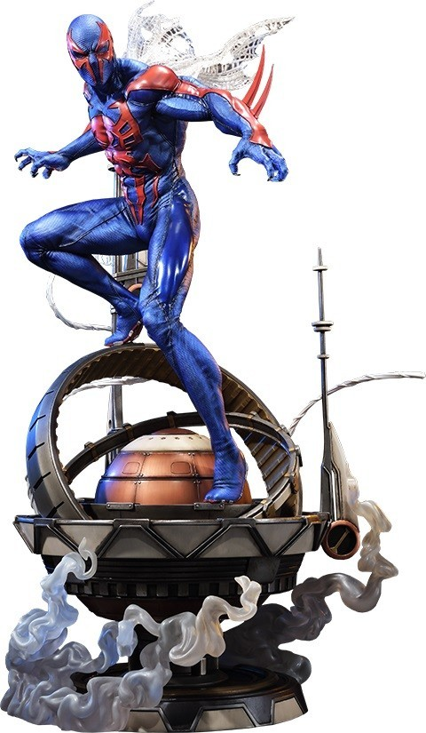 Estátua Homem-Aranha: Homem Aranha (Spider Man) 2099 (Premium Masterline) (Escala 1/4) - Sideshow - CD