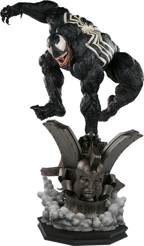 PRÉ VENDA: Estátua Venom Premium Format Escala 1/4 - Sideshow