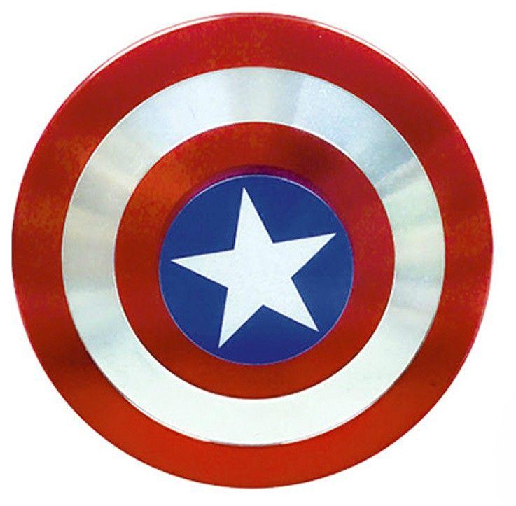 Spinner Hero: Capitão América - DTC