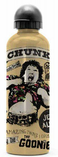 Squeeze Alumínio Chunk: The Goonies 500ML - Urban