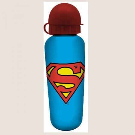 Squeeze Alumínio Superman Logo - Dc Comics