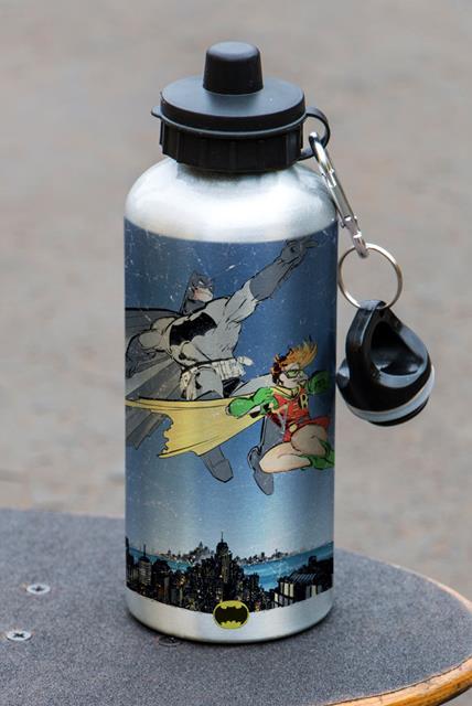 Squeeze Batman e Robin - BandUP!