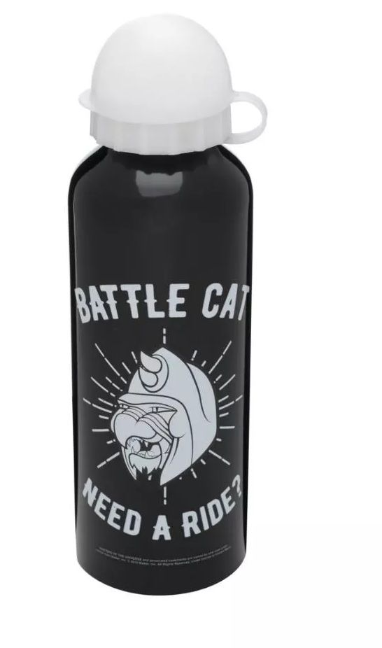 Garrafa Squeeze Gato Guerreiro (Battle Cat): Mestres do Universo (Masters of the Universe) - 500ML