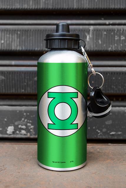 Squeeze Lanterna Verde Logo - BandUP!