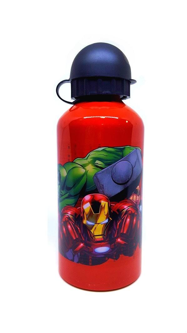 Squeeze Marvel: The Avengers Vermelho - DTC