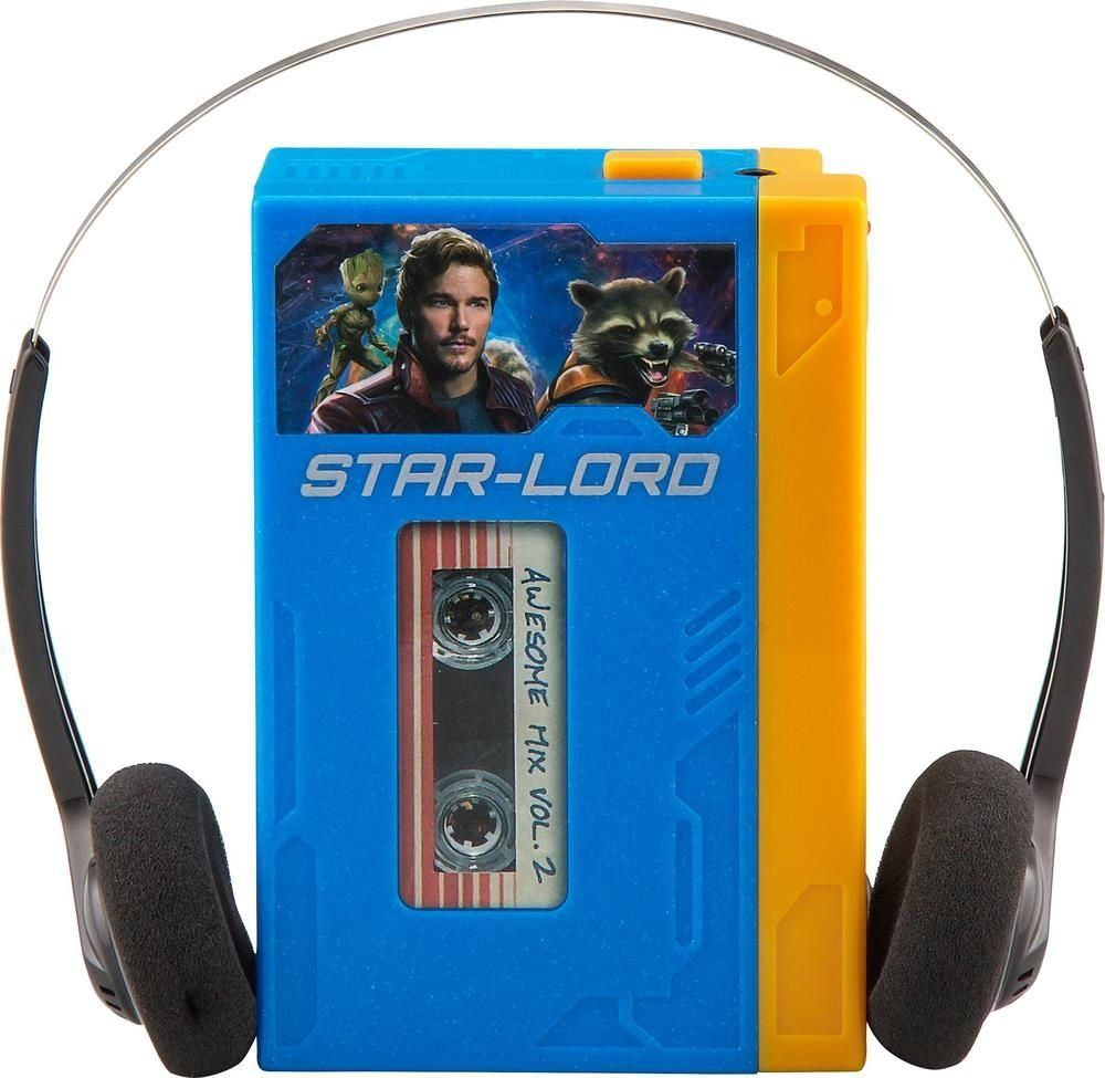 Star-Lord Mini Mp3 Boombox (Guardians of the Galaxy)