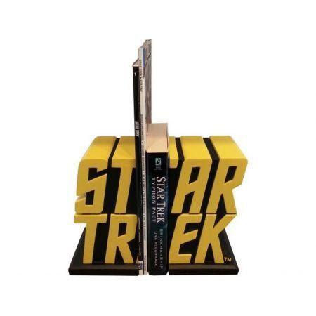 Star Trek Bookends (Suporte para Livros) TOS Exclusive - Icon Heroes
