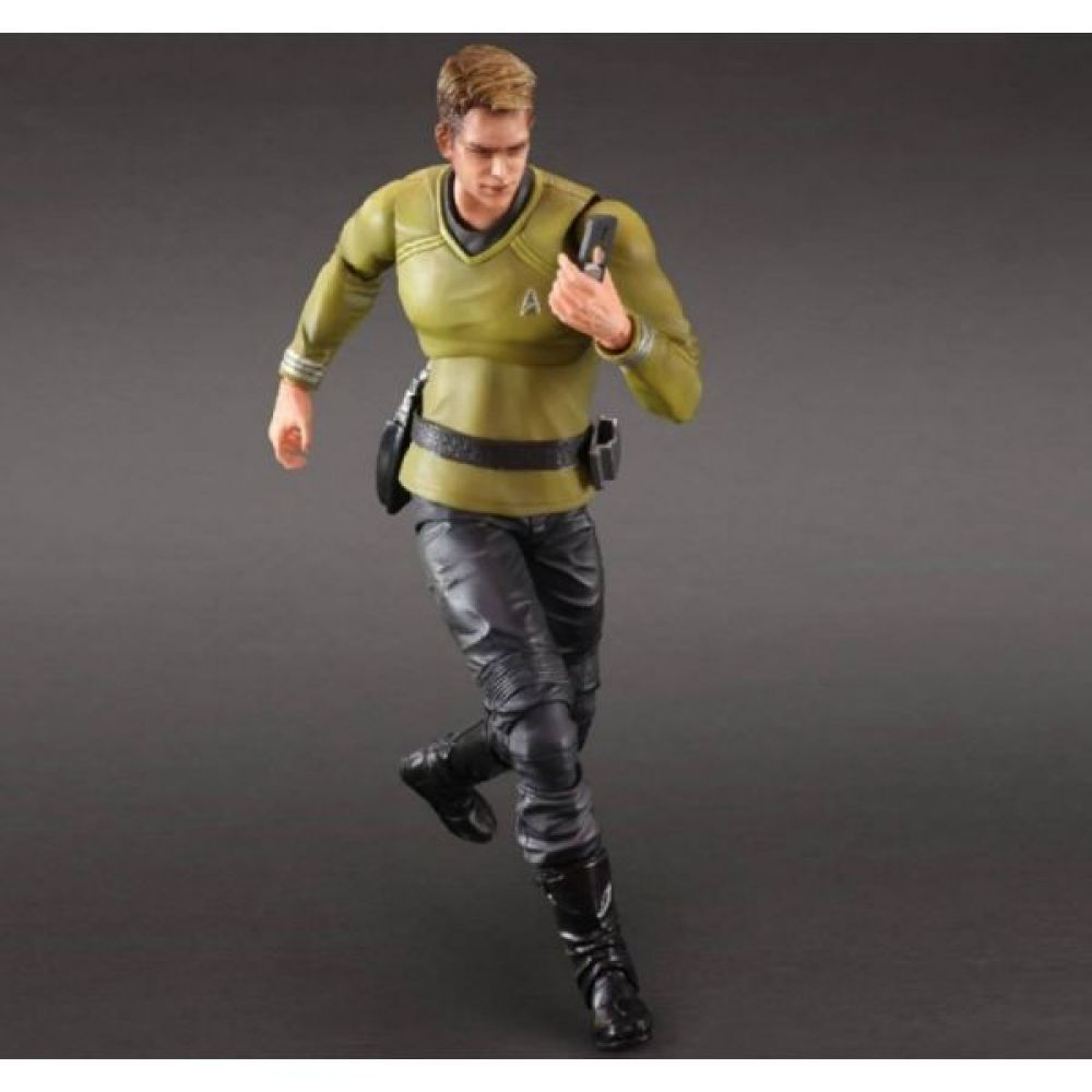 Boneco Captain James T. Kirk: Star Trek Escala 1/8 - Play Arts Kai (Square Enix)