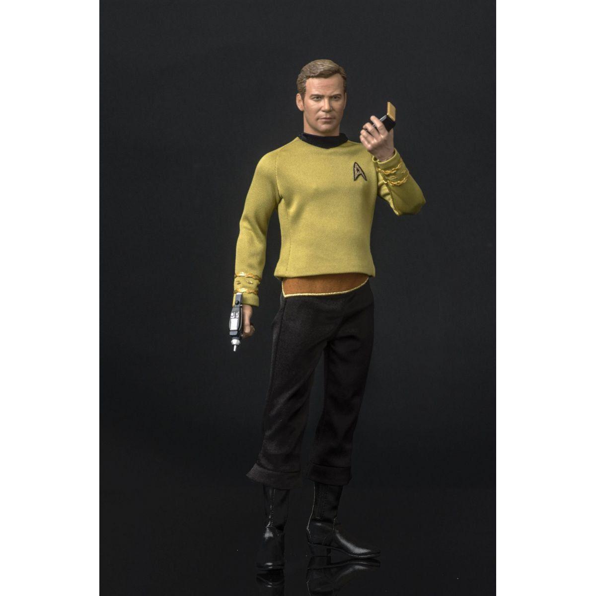 Star Trek: Kirk Escala 1/6 - QMx Master Series