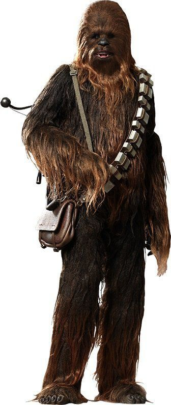 Star Wars A New Hope: Chewbacca Escala 1/6 - Hot Toys