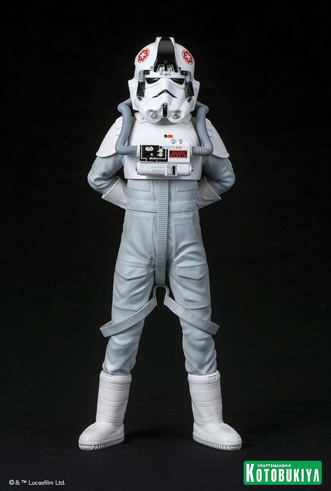 Star Wars ArtFX+ Statues: AT-AT Driver - Kotobukiya