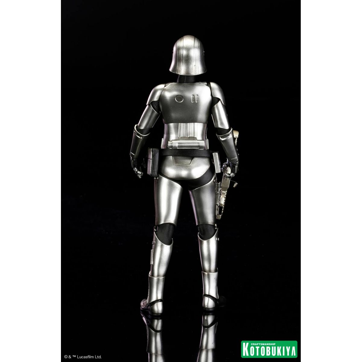 Estátua Captain Phasma: Star Wars Artfx+Statue - Kotobukiya - CD