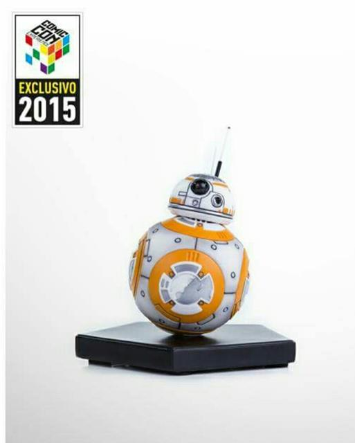 Star Wars BB-8 Exclusivo Escala 1/10 - Iron Studios